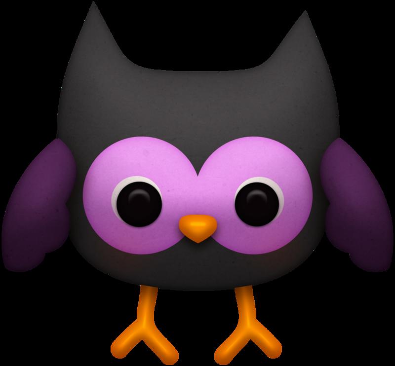 Whimsical halloween clipart image transparent stock ᗯɧíṃʂíçɑƖ OῳƖ (Яндекс.Фотки) | ✿⁀Owl‿✿ | Pinterest | Owl, Clip ... image transparent stock