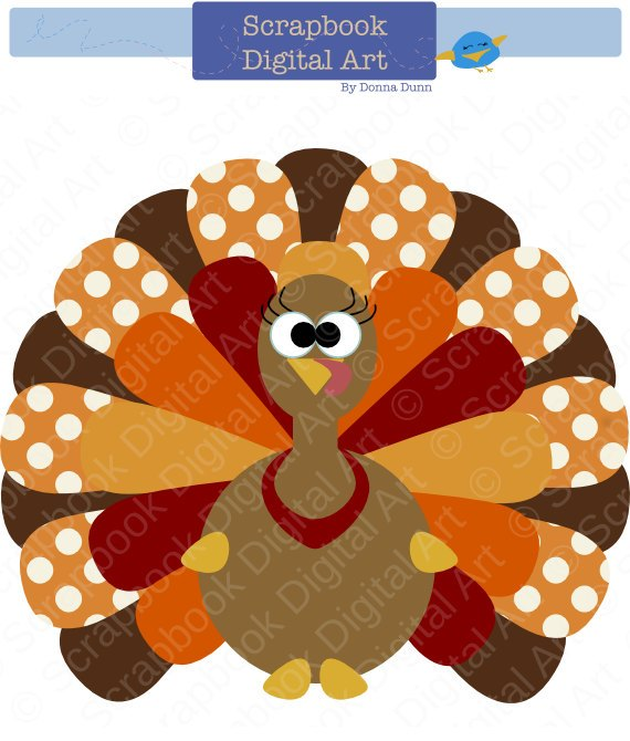 Whimsical o clipart graphic free Whimsical turkey clipart 4 » Clipart Portal graphic free