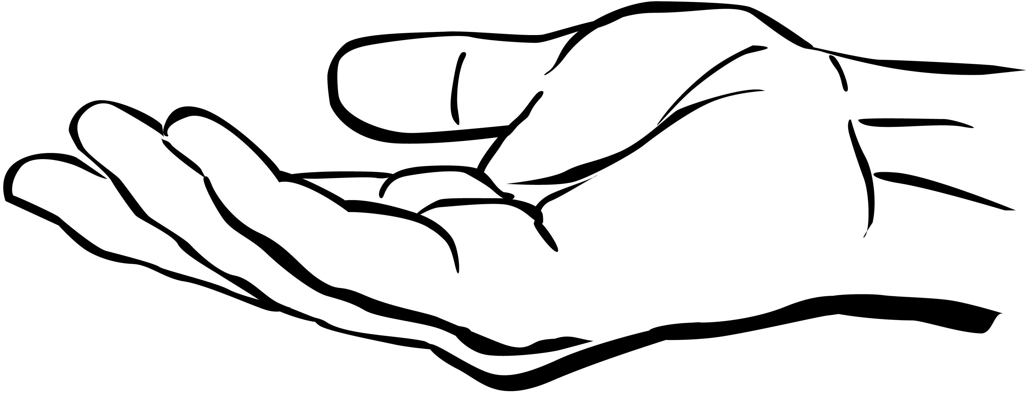 Whimsical open hands clipart png freeuse library Open Prayer Hands | Free download best Open Prayer Hands on ... png freeuse library