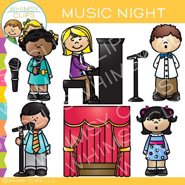 Whimsical piano clipart image freeuse library Piano clip art , Images & Illustrations | Whimsy Clips ® image freeuse library