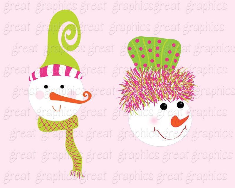 Whimsical snowman clipart clip art download Snowman Clipart Whimsical Christmas Snowman Clip Art Snowman ... clip art download