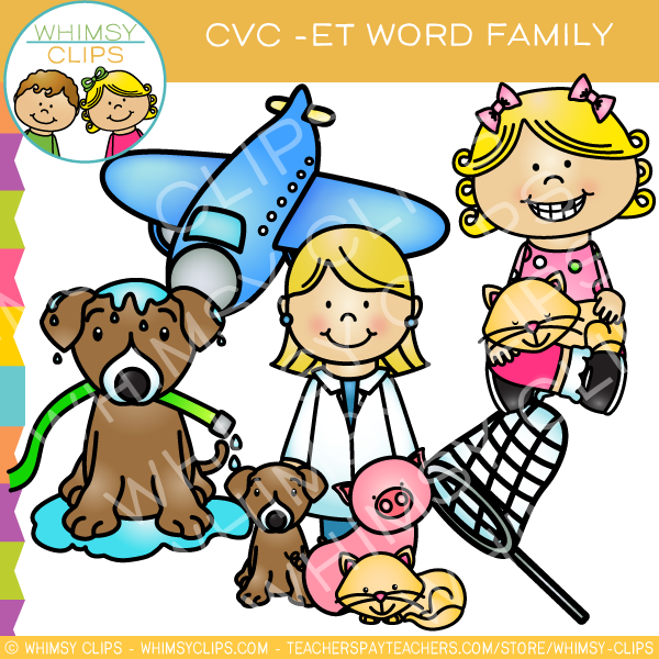 Word family clipart graphic free library Kids Celebrating Clipart | Free download best Kids ... graphic free library