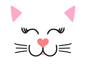 Whisker clipart image stock Cat Whiskers Clipart | Free download best Cat Whiskers ... image stock