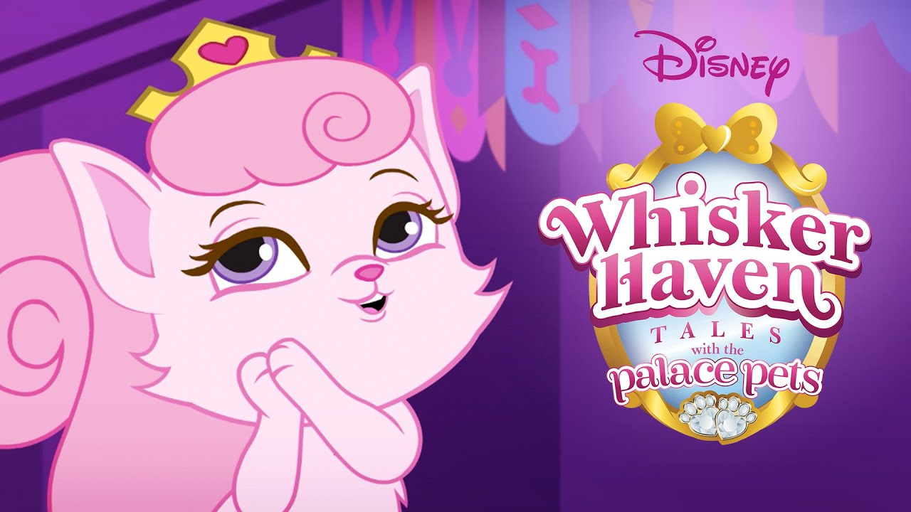 Whisker haven birthday card clipart picture transparent download Whisker Haven Tales with the Palace Pets | Season 1: Episodes 1 – 10 |  Disney picture transparent download
