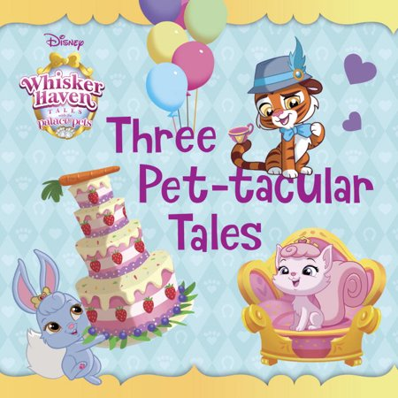 Whisker haven birthday card clipart jpg freeuse library Three Pet-tacular Tales (Disney Princess: Whisker Haven ... jpg freeuse library