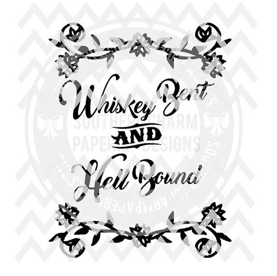 Whiskey bent andhell bound clipart clip art freeuse download Whiskey Bent and Hell Bound Southern Style Country Music ... clip art freeuse download