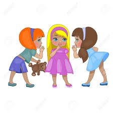 Whispering kids clipart banner freeuse library Image result for kids whispering clipart | Pictures banner freeuse library