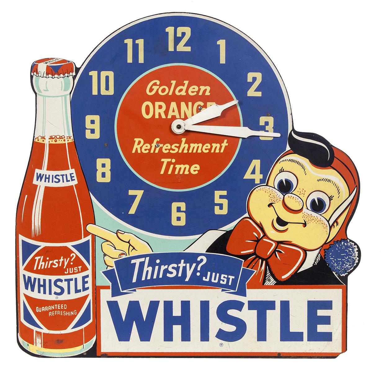 Whistle bottle clipart clipart freeuse download Whistle Soda Clock clipart freeuse download
