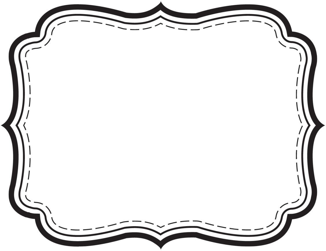 White and black label clipart vector royalty free download White Label Png (+) - Free Download   fourjay.org vector royalty free download