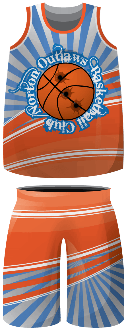 White basketball shorts clipart image library Floral Design Sublimated Basketball Kit | Team Colours image library