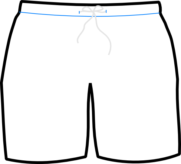 White basketball shorts clipart clip art royalty free download Shorts Clipart | Free download best Shorts Clipart on ClipArtMag.com clip art royalty free download