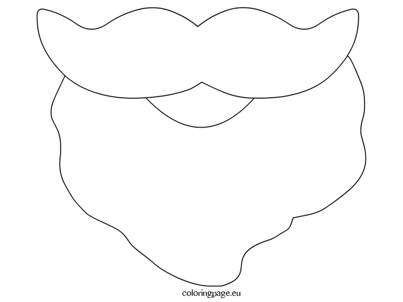 White beard cut out clipart clipart royalty free stock Free Santa Beard Cliparts, Download Free Clip Art, Free Clip ... clipart royalty free stock