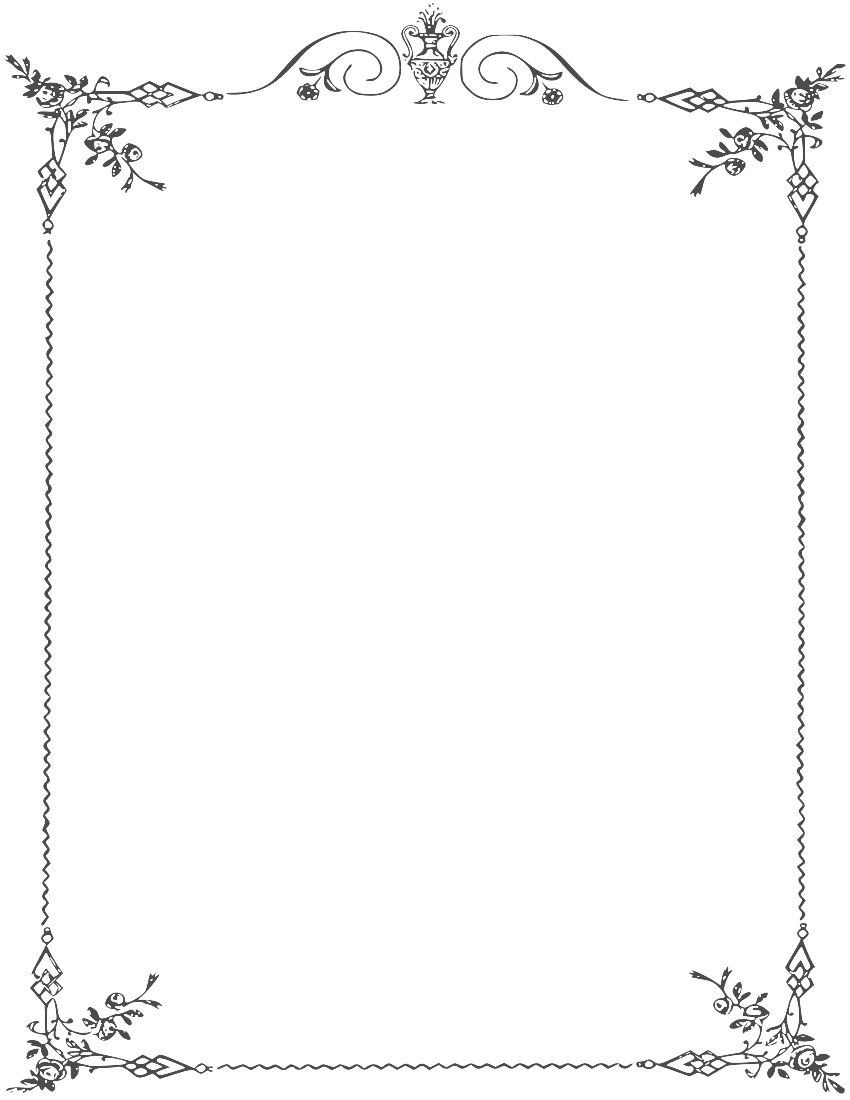 White borders clipart clip art transparent library White Frame PNG Images Transparent Free Download | PNGMart.com clip art transparent library
