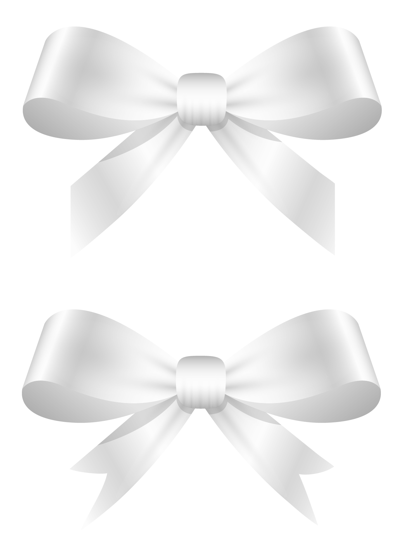 White bow with ribbon clipart clip art transparent library Pin by Ummuhan Yanbolu on Desenler | Bows, Clip art clip art transparent library