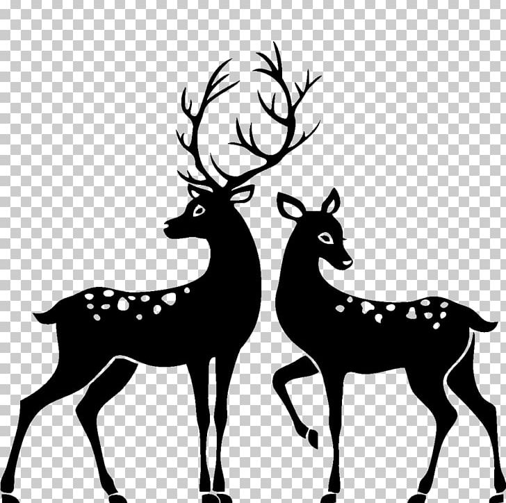 White buck clipart svg free stock White-tailed Deer Reindeer PNG, Clipart, Animals, Antler ... svg free stock