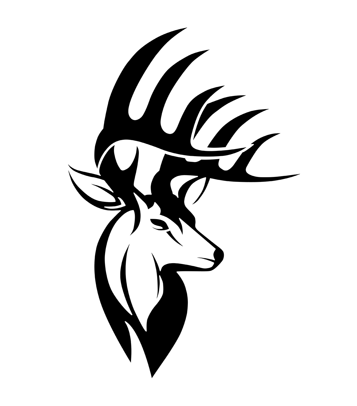 White buck clipart svg Download Milwaukee Deer White-Tailed Decal Logo Bucks ... svg