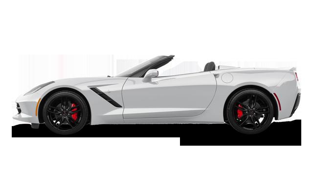 White c07 corvette clipart png free 2019 Corvette Convertible Stingray Z51 3LT - $88,680 | True ... png free