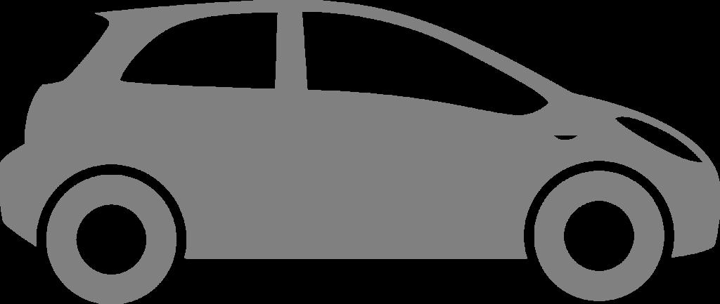 White car clipart image black and white download Car Clipart Large 880747 6660496 Sun Free | errortape.me image black and white download