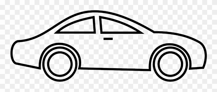 White car clipart top picture black and white library Top Clipart Images 2018 Car Clipart Black And White - Car ... picture black and white library