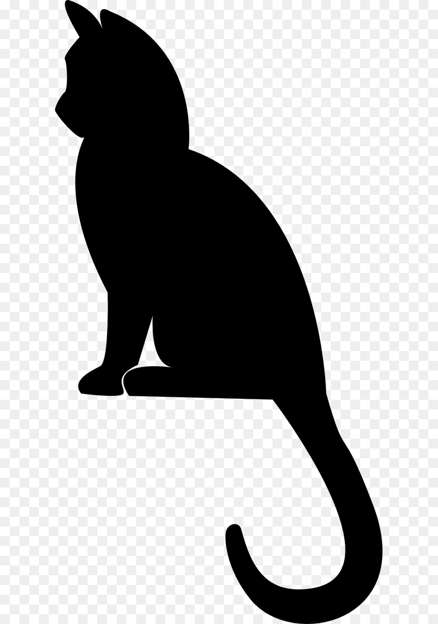 White cat tail clipart vector freeuse download Cat Tail Drawing | Free download best Cat Tail Drawing on ... vector freeuse download