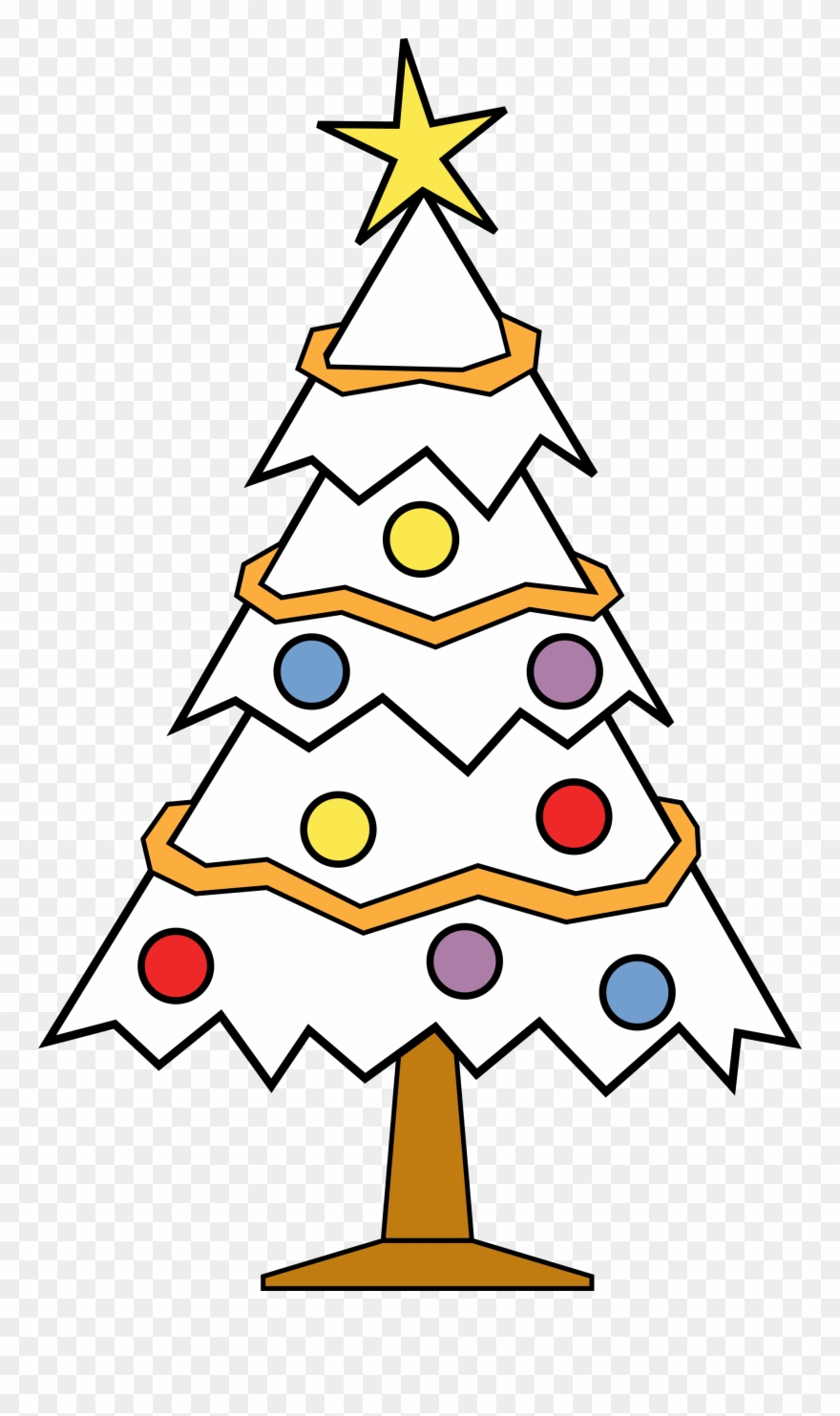 White christmas tree design clipart picture royalty free Free Black And White Christmas Tree Jpg Freeuse Download ... picture royalty free