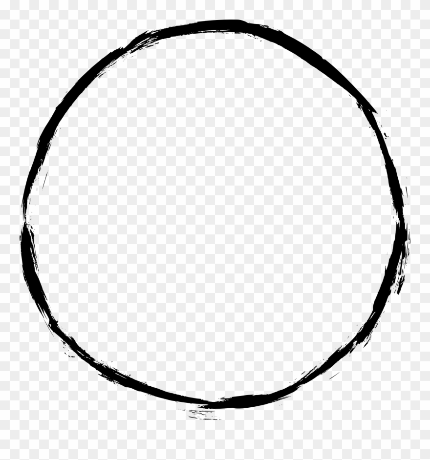 Circle black clipart banner library library 5 Clipart Circle - Thin Black Circle Outline - Png Download ... banner library library