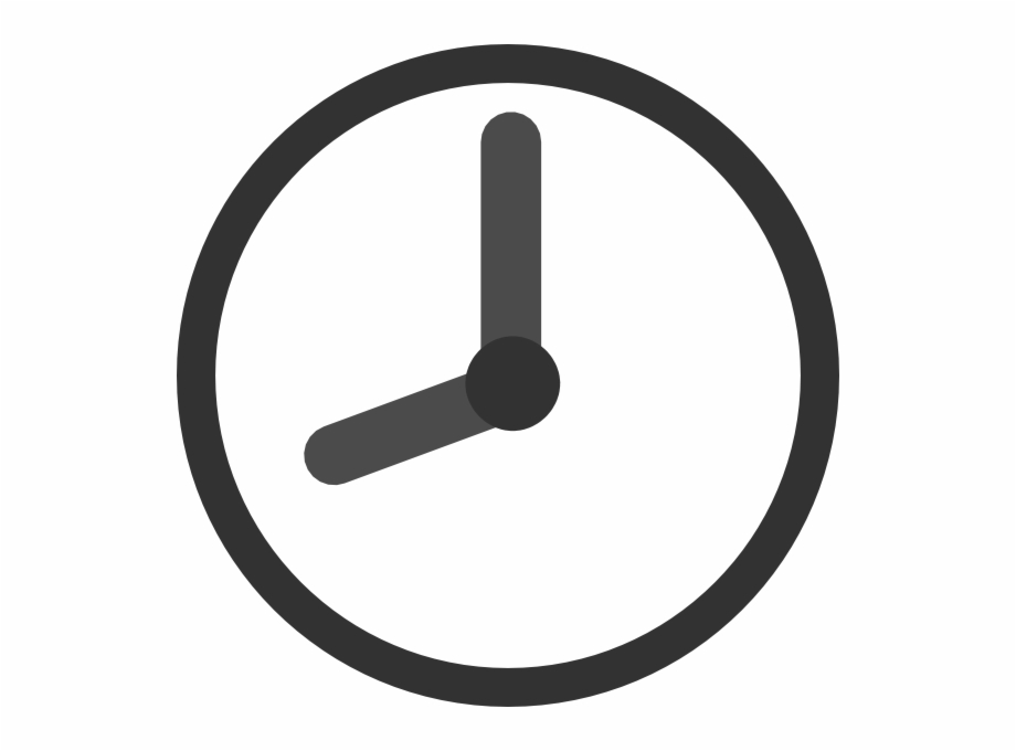 White clock icon clipart vector royalty free stock Clock Icon Png Transparent - Transparent Clip Art Clock ... vector royalty free stock