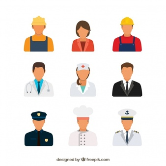 White collar job clipart png library Worker Vectors, Photos and PSD files | Free Download png library