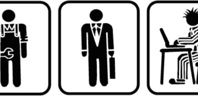 White collar job clipart jpg freeuse download Blue Collar, White Collar, No Collar Required | Nico Jannasch jpg freeuse download