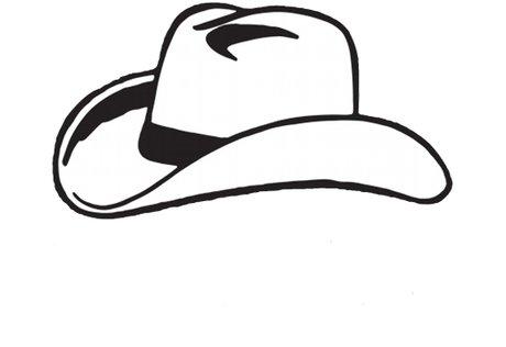 White cowboy hat clipart image freeuse Cowgirl Hat Clipart | Free download best Cowgirl Hat Clipart ... image freeuse