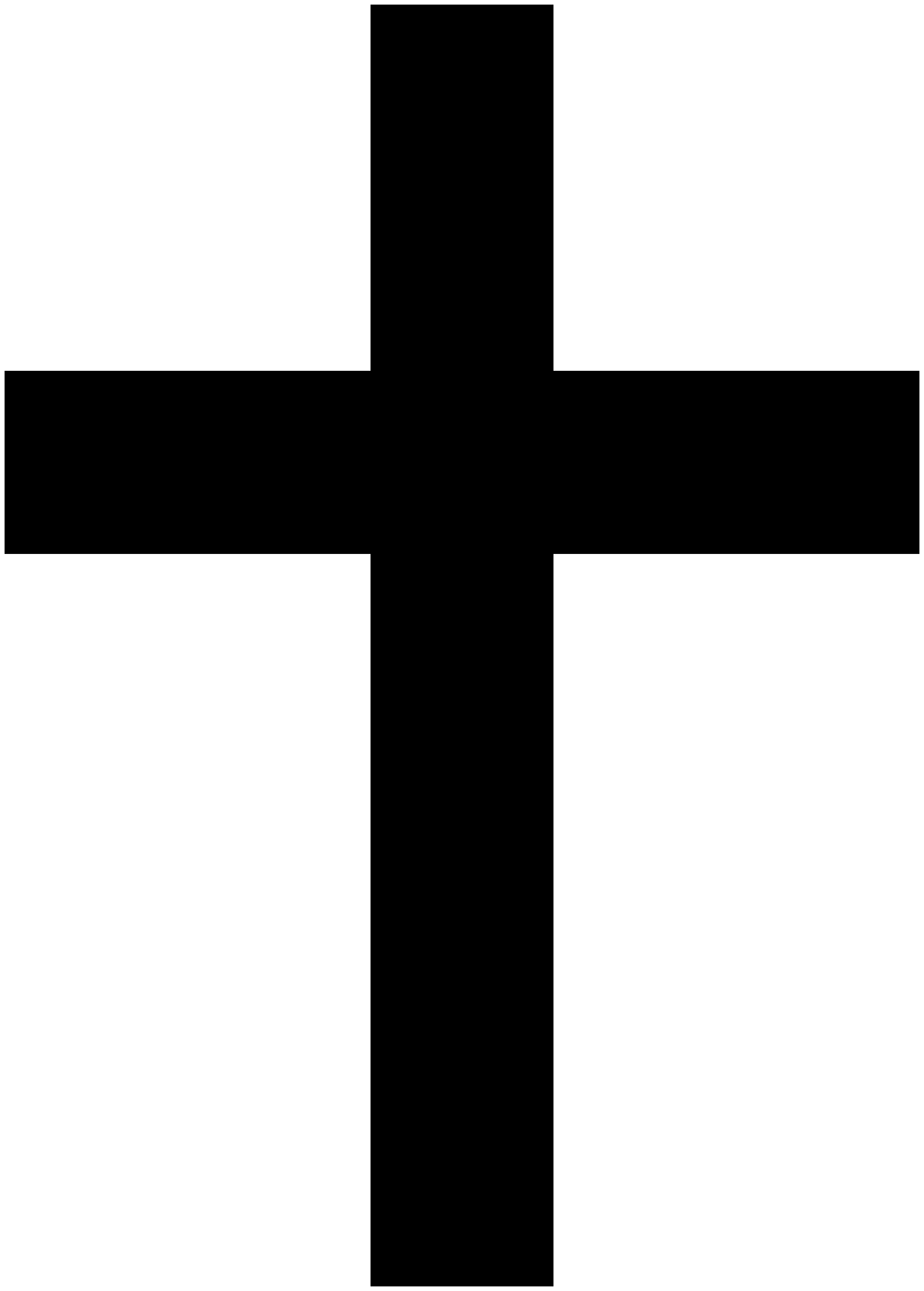 Cross clipart image jpg royalty free library Black white simple christian cross clipart transparent stick ... jpg royalty free library