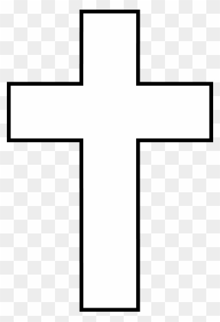 White cross png clipart picture royalty free stock Free PNG Cross Black And White Clip Art Download - PinClipart picture royalty free stock