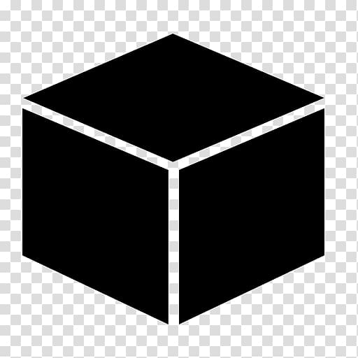 White cube clipart transparent background jpg library Cube Three-dimensional space Icon, Cube transparent ... jpg library