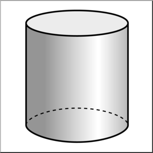 White cylinder clipart image royalty free library Cylinder Clipart Black And White (91+ images in Collection ... image royalty free library