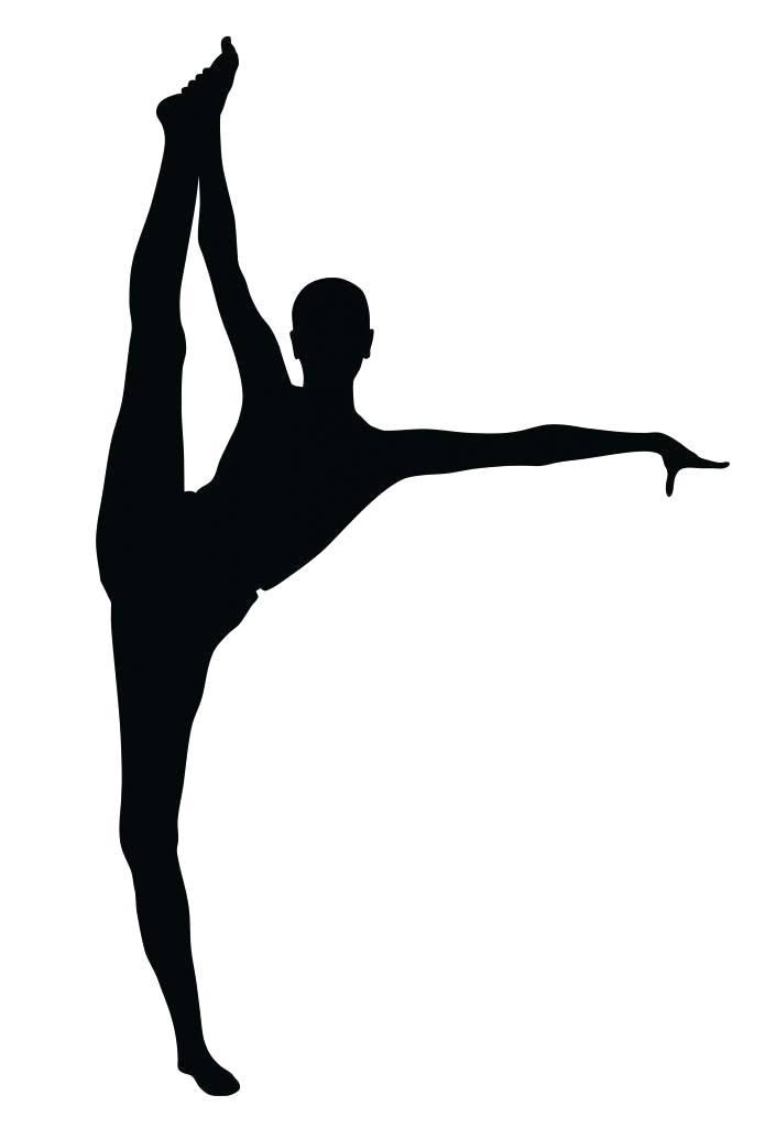 White dancer silhouette clipart clipart royalty free library Dancer Silhouette Clipart Dance Free – ErikaLaguna clipart royalty free library