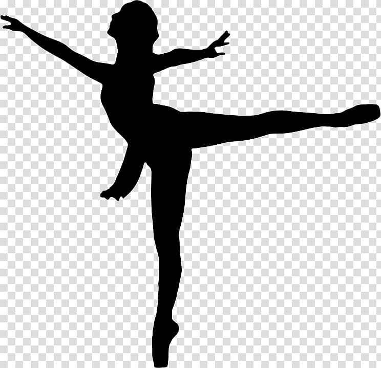 White dancer silhouette clipart clip download Ballet Dancer Silhouette , dance transparent background PNG ... clip download