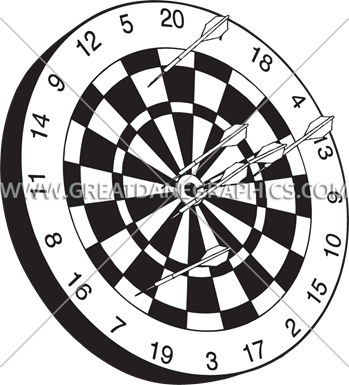White darts clipart clip freeuse stock Dart clipart black and white clipart images gallery for free ... clip freeuse stock