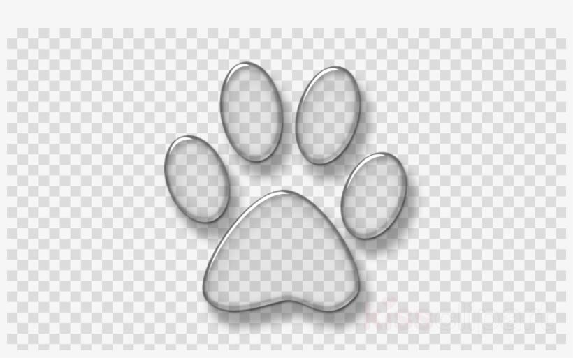 White dog paw print clipart transparent background transparent library White Paw Print Png Clipart Cat Dog Paw PNG Image ... transparent library