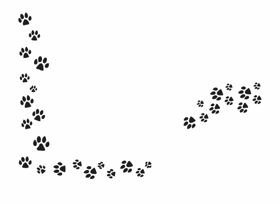 White dog paw print clipart transparent background clip transparent download Png Dog Paw - Transparent Transparent Background Dog Paw ... clip transparent download