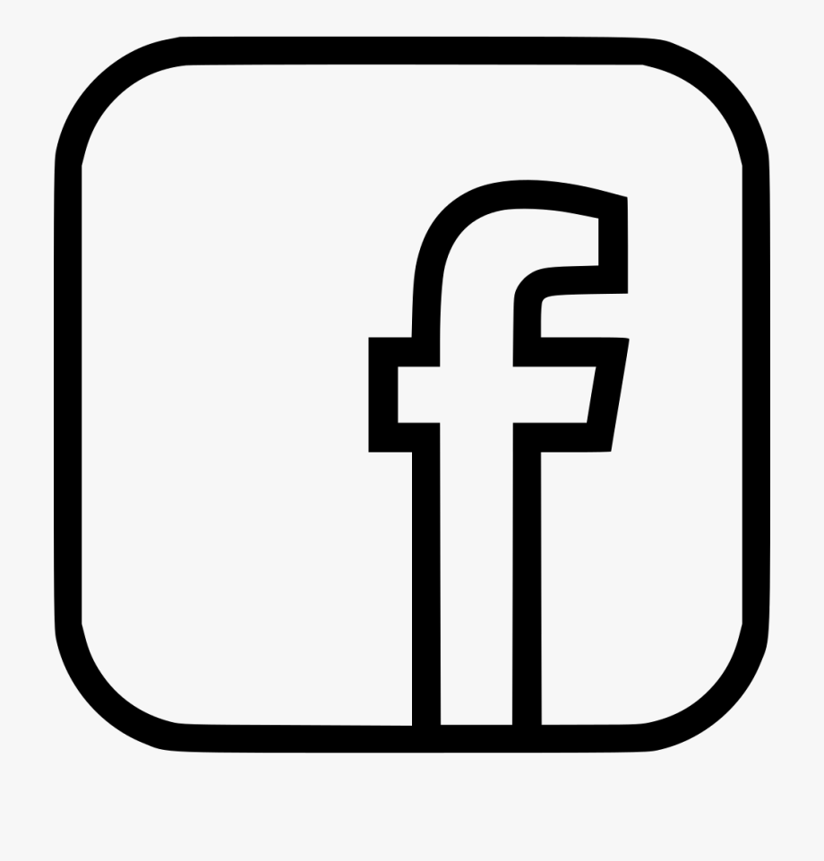 White facebook logo clipart vector transparent library Svg Png Icon Free Download Onlinewebfonts Com - Facebook ... vector transparent library