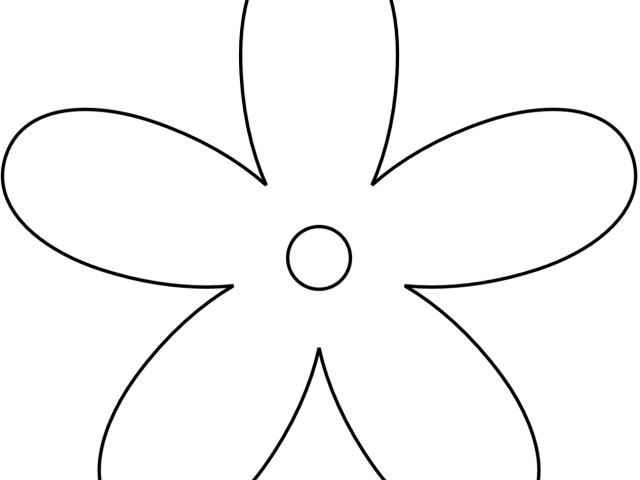 White flower clipart svg freeuse download Black White Flower Clipart 8 - 830 X 251 | carwad.net svg freeuse download