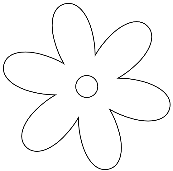 White flower clipart png vector library White flower clipart png - ClipartFest vector library