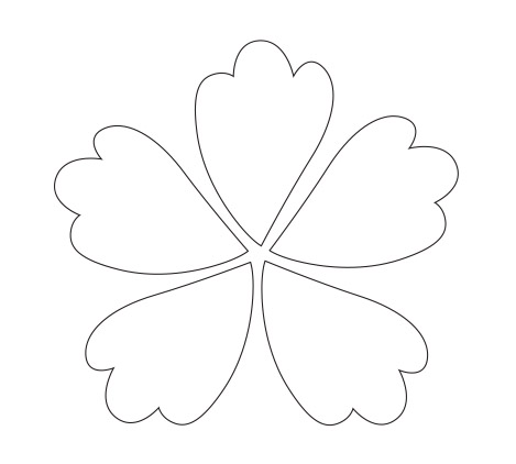 White flower petals clipart clip art royalty free Free Flower Petals Cliparts, Download Free Clip Art, Free ... clip art royalty free