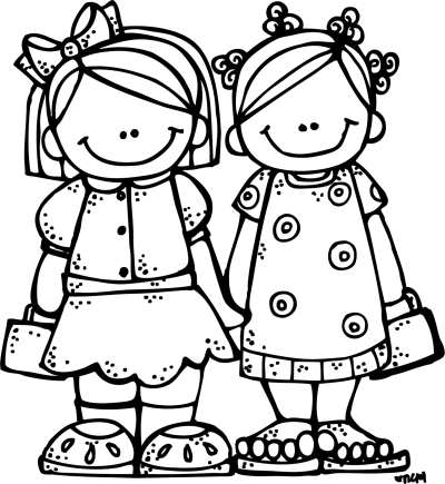 White friend clipart png vector free download Download Free Png Friend Clipart Black And Whit DLPNG Com ... vector free download