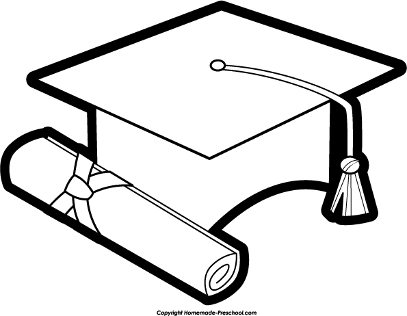 White graduation hat clipart svg Graduation hat graduation clipart white cap pencil and in ... svg