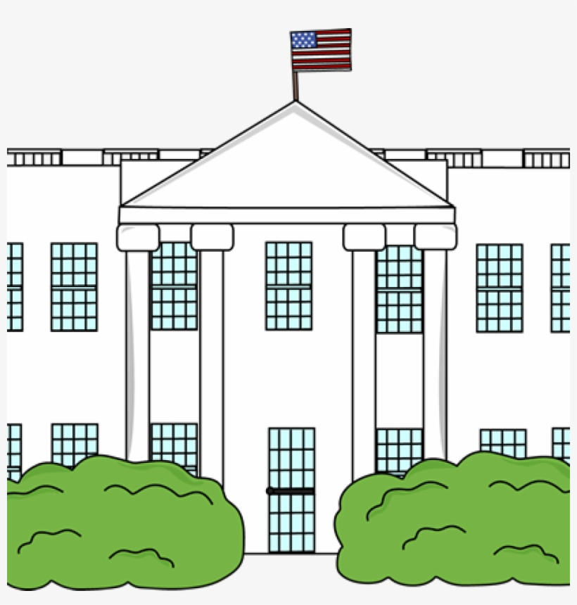 Transparent white house clipart clip freeuse stock Clipart Of The White House - White House Clip Art - Free ... clip freeuse stock