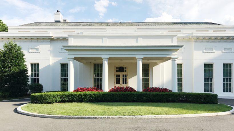 White house legislative house clipart svg library library About The White House | The White House svg library library