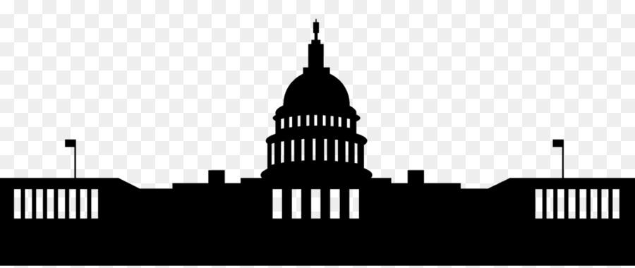 White house legislative house clipart clip library stock City Skyline Silhouette clipart - City, Sky, Building ... clip library stock