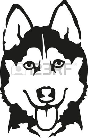 White husky clipart clipart Husky Clipart | Free download best Husky Clipart on ... clipart