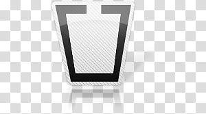 White icon set clipart svg black and white download Black Text icon set, trash (empty), empty trash text ... svg black and white download